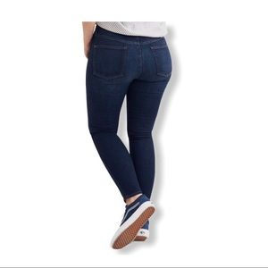 "NWT 37P Madewell 10"" High Rise Skinny Jeans."
